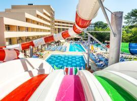 Хотел Лагуна Парк & Аква Клуб - Ол Инклузив , хотел близо до Пощенска служба, Слънчев бряг