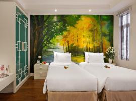 Hanoi La Selva Hotel, hotel em Hanói