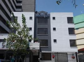 Hotel Lef, hotel in Quito