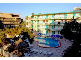 Seaside Inn & Suites, hotel en Clearwater Beach