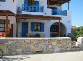 Archipelagos hotel, accommodation in Koufonisia