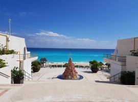 MARLIN TURQUESA RENTAS VACACIONALEs, hotel near Kukulcan Plaza, Cancún