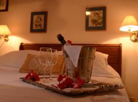 Hotel Pousada Esmeralda, guest house in Itatiaia