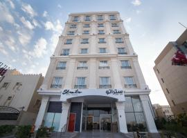 Strato Hotel By Warwick, hotel near Al Bidda Park, Doha