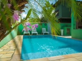 Pousada Camila, hotel with pools in Paraty