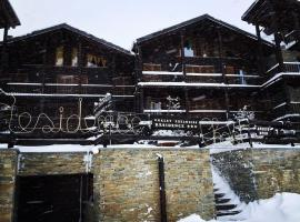 Chalet Edelweiss, serviced apartment in Sestriere