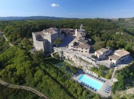Castello di Titignano, agriturismo a Orvieto