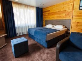 Туристическая база Алания Sky, отель в Архызе