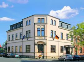 Hotel Wettin, hotel near Dam Pöhl, Treuen
