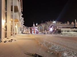 Ruka Chalets Ski-Inn, hotelli Rukalla