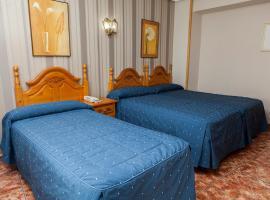 Hotel Guadalquivir, hotel in Cazorla