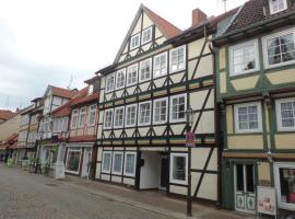 Hotel zur Altstadt, Hotel in Celle
