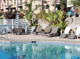 Edgewater Beach Inn & Suites, B&B in Santa Cruz