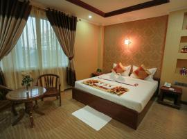 Silver City Hotel, hotel in Mandalay