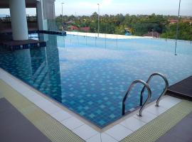 Centre Point Suite, apartment in Taiping