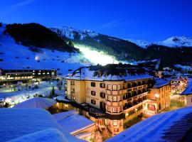 Wellness & Beauty Hotel Alte Post, pet-friendly hotel in Sankt Anton am Arlberg