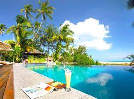 Zara Beach Resort Koh Samui, отель в Ламай-Бич