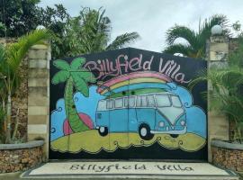 Billyfield Villa, villa in Kuta Lombok