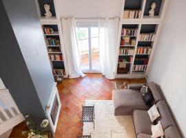 Perrine Duplex, apartment in Saint-Tropez