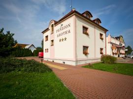 Penzion Lhotka, ubytování v soukromí v Ostravě