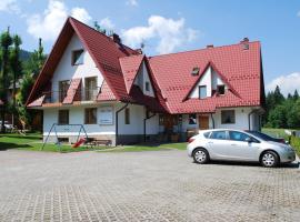 Biały Dworek, ubytovanie bed and breakfast v Zakopanom