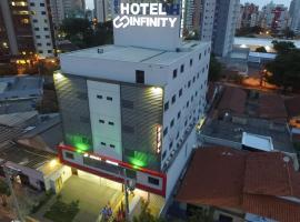 Infinity Hotel, hotel in Goiânia