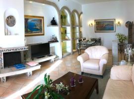 Costa Major, hotel with pools in Maiori