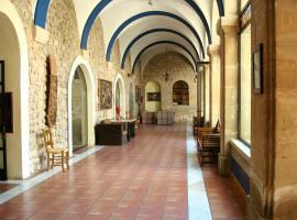 Hotel Hospedería el Convento, hotel in Miranda de Ebro