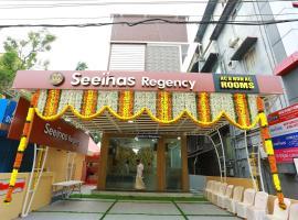 Seethas Regency, hotel in Guruvāyūr