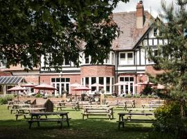 The White Buck, boutique hotel in Burley