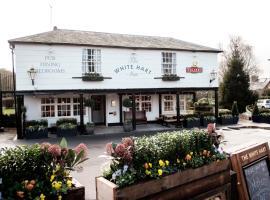 The White Hart, hotel in Stockbridge