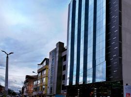 Polo Corporativo San Sebastian, hotel near Alejandro Velasco Astete International Airport - CUZ, Cusco