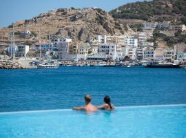 Alimounda Mare Hotel, hotel v destinaci Karpathos