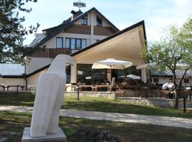 Hotel Trebjesa, hotel in Nikšić