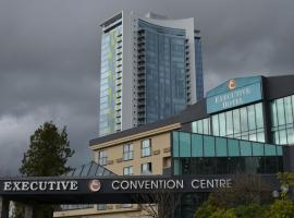 Executive Suites Hotel & Conference Center, Metro Vancouver, hotel in Burnaby