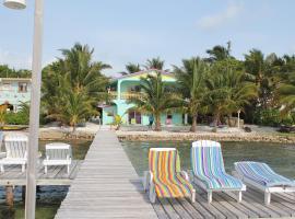 Barefoot Beach Belize, guest house in Caye Caulker