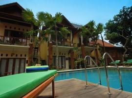 Mina Pelasa Hotel, hotel near Waterbom Bali, Legian