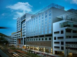 V Hotel Bencoolen - SG Clean, hotel in Singapore