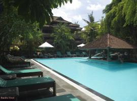 Hotel Puri Bambu, отель в Джимбаране