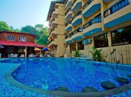 Rendezvous Beach Resort Panjim, hotel with pools in Dona Paula