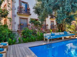 Oyster Residences - Adult Only, hotel Oludenizben