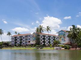Resorte Marinha Dourada, spa hotel in Arpora