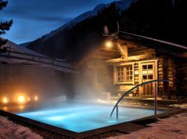 Hotel Madlein, hotel in Ischgl
