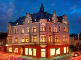 Hotel Reichshof garni, hotel near Dortmund Airport - DTM, Schwerte