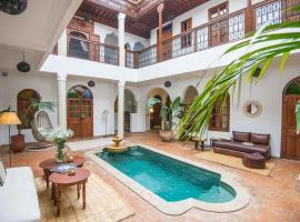 Riad Adika, hotel in Marrakesh