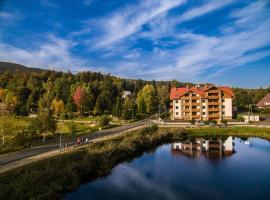 Apartamenty Bawaria, hotel near Death Turn, Szklarska Poręba