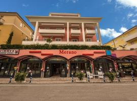 Casa & Ristorante Merano Bibione Spiaggia, hotel poblíž významného místa Bibione Thermae, Bibione