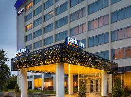 Park Inn by Radisson Northampton Town Centre, hotel in Northampton