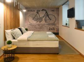 Walk Inn Váci 78, готель біля визначного місця Цитадель, у Будапешті