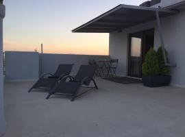 Stylish Seaview Rooftop, ξενώνας στη Θεσσαλονίκη
